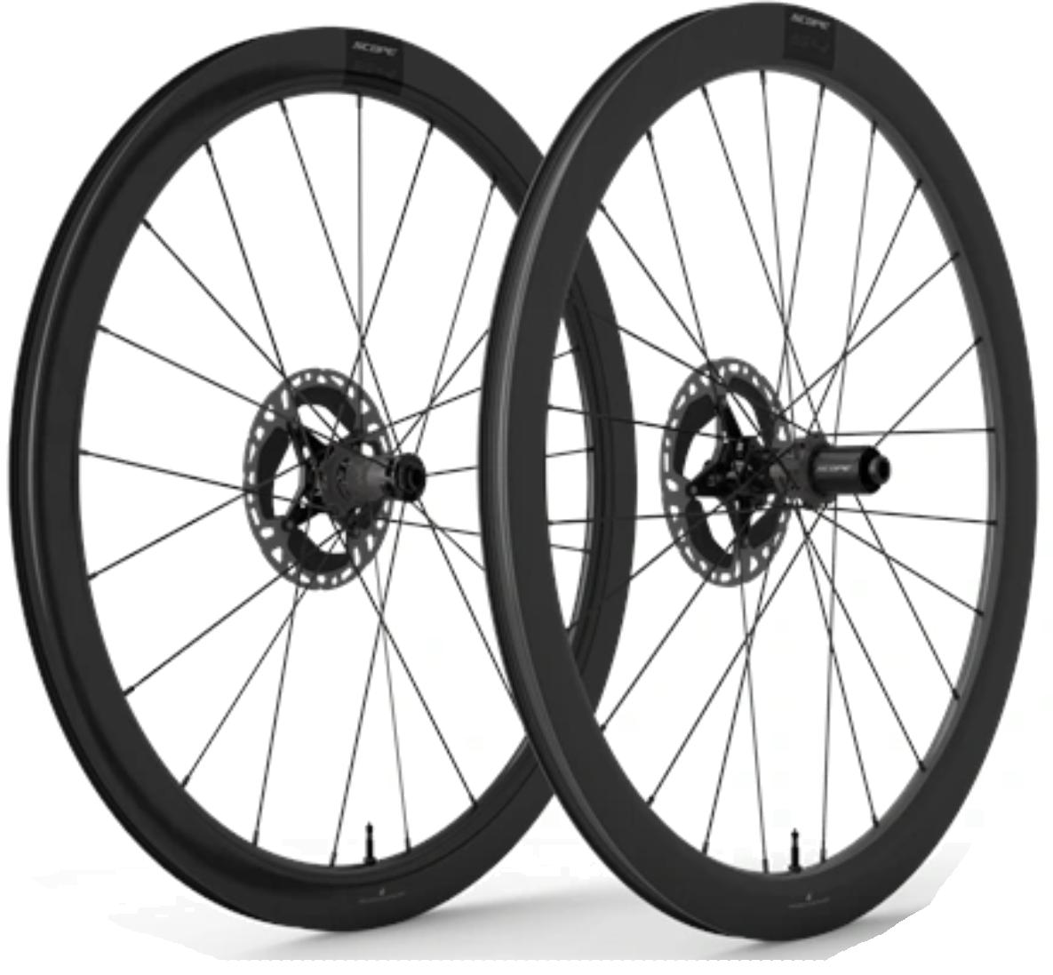 Scope S4 Disc Carbon Hjulsæt