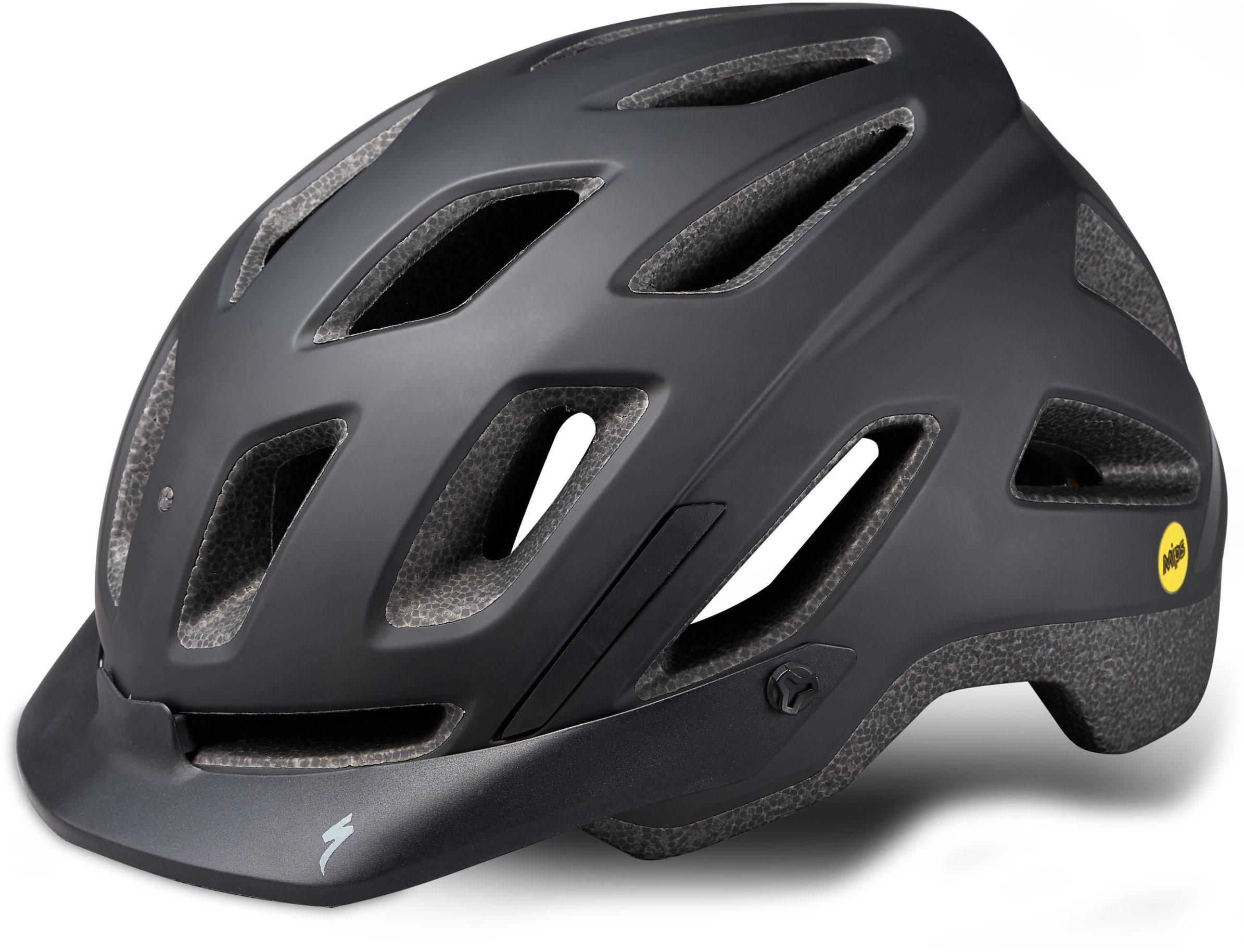 Køb Specialized Ambush Comp e-Bike m. ANGi READY – Sort (elcykel hjelm)