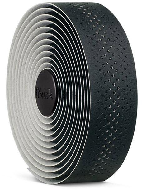 FIZIK Classic Bar tape Tempo Microtex, 3 mm - Sort