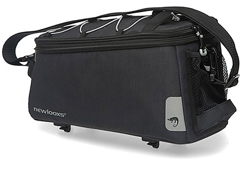 NEW LOOXS Sports Trunkbag Racktime Large - Sort