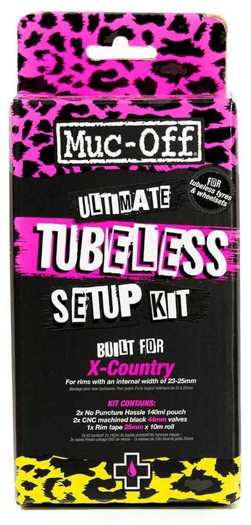 Muc-Off Tubeless Kit - XC Gravel