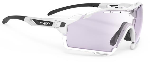 Rudy Project Brille Cutline - Hvid Photochromic