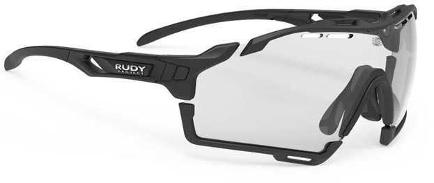 Rudy Project Brille Cutline - Sort Photochromic