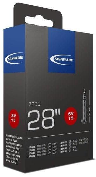 Schwalbe slange 28 x 18c-28c ventil SV15