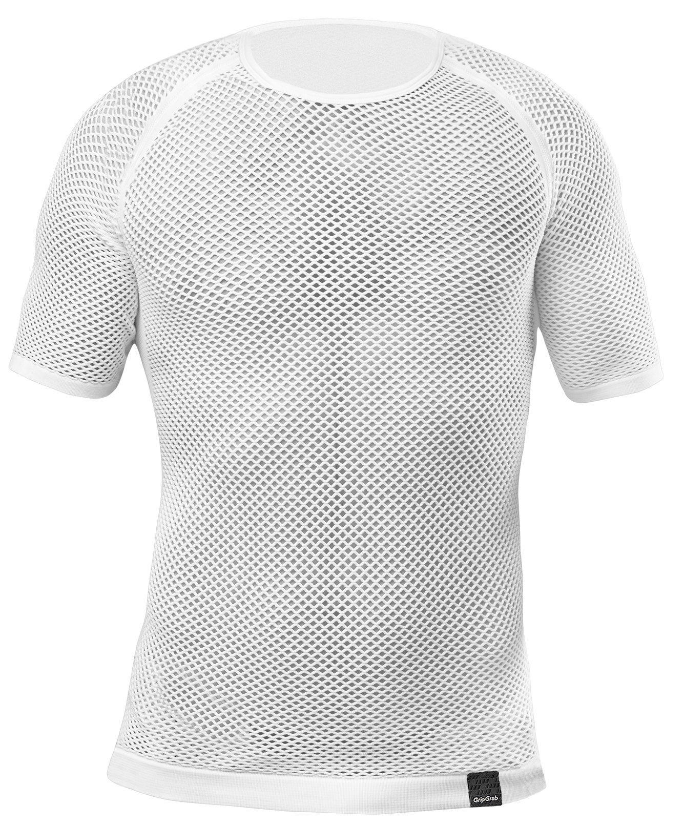 GripGrab 3-Season Short Sleeve Baselayer - Hvid