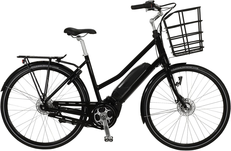 Kildemoes Urban El Yamaha 7g Dame 2021 - Sort
