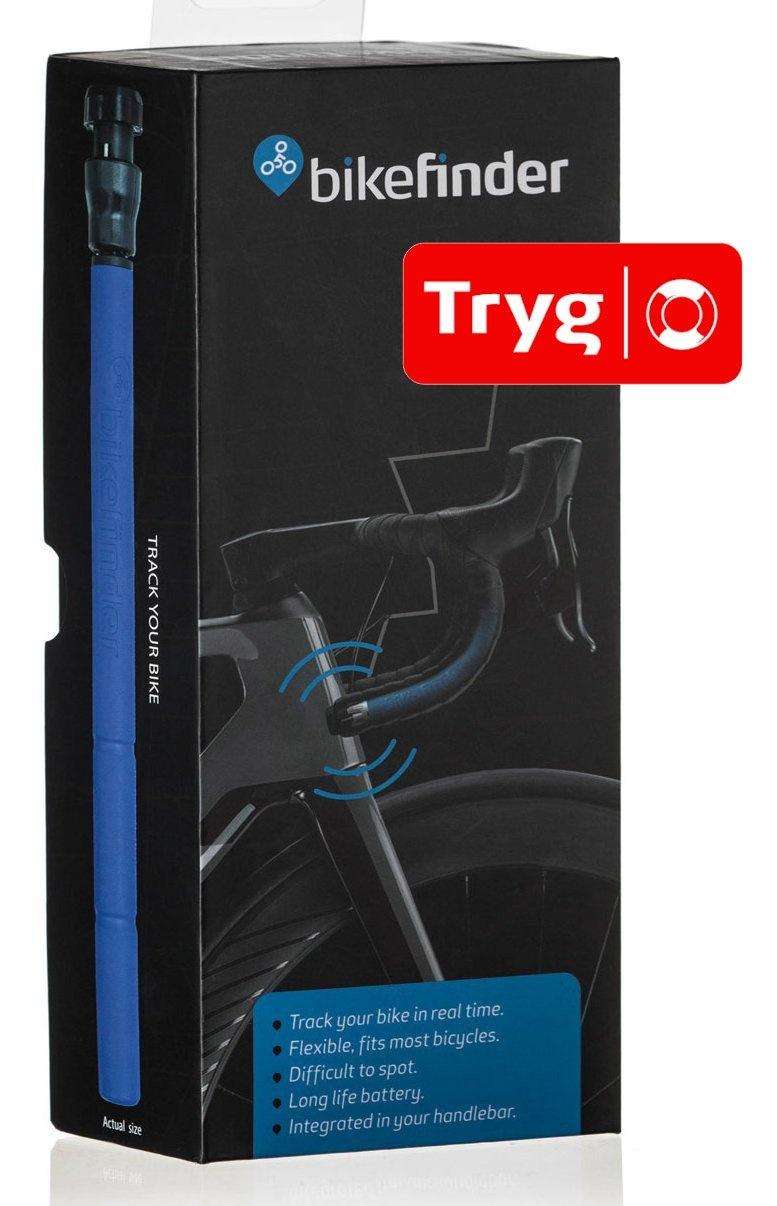BikeFinder GPS Cykelsporing