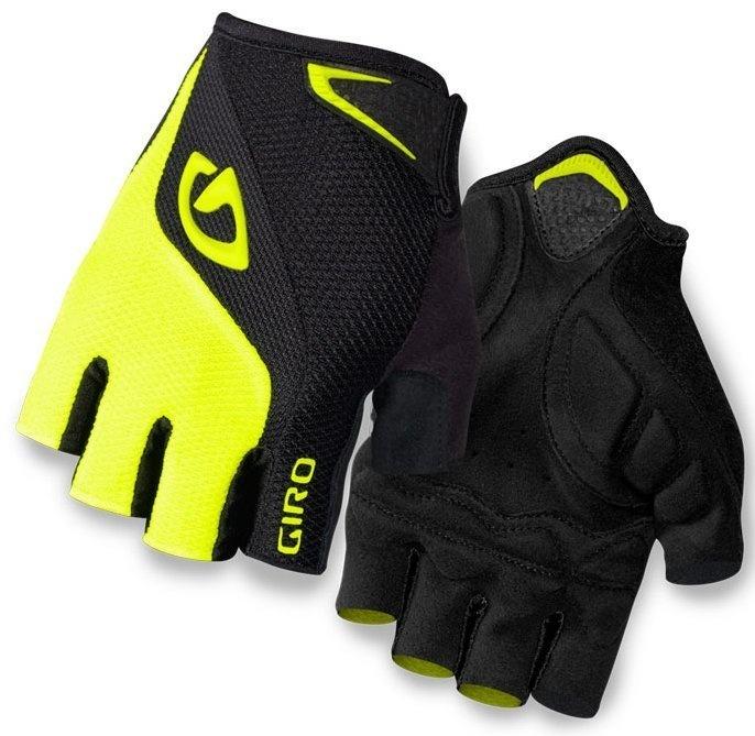 Giro Handske Bravo - sort/fluo