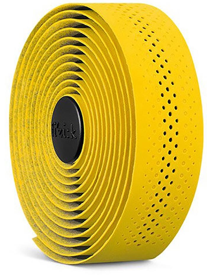 FIZIK Bar tape Tempo Microtex Soft, 3 mm - Gul