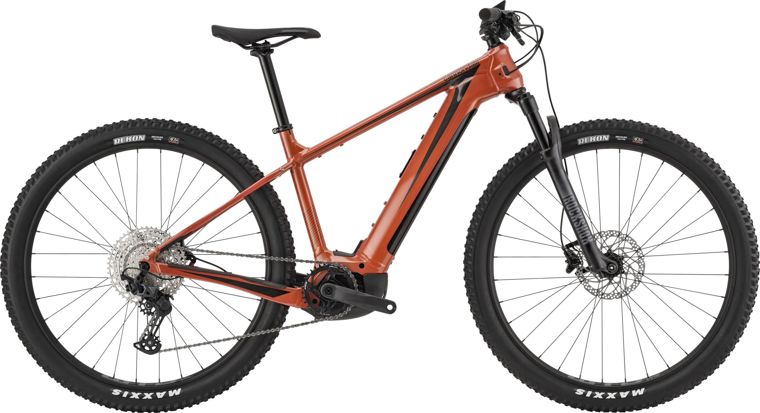 Cannondale Trail Neo 1 2021 - Rød