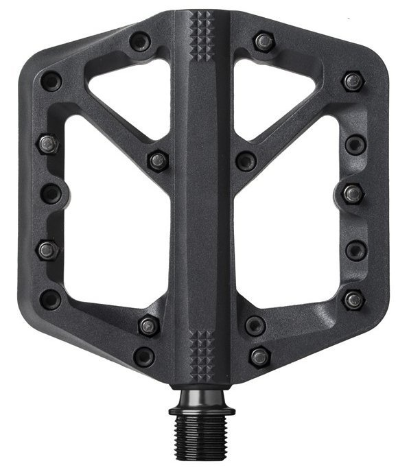 CrankBrothers Flat Pedal Stamp 1 [SMALL] - Black