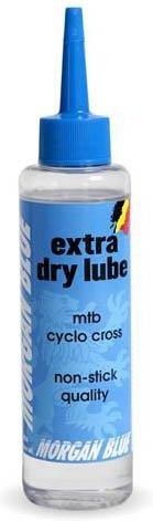 Morgan Blue Extra Dry Lube MTB 125ml dryp flaske
