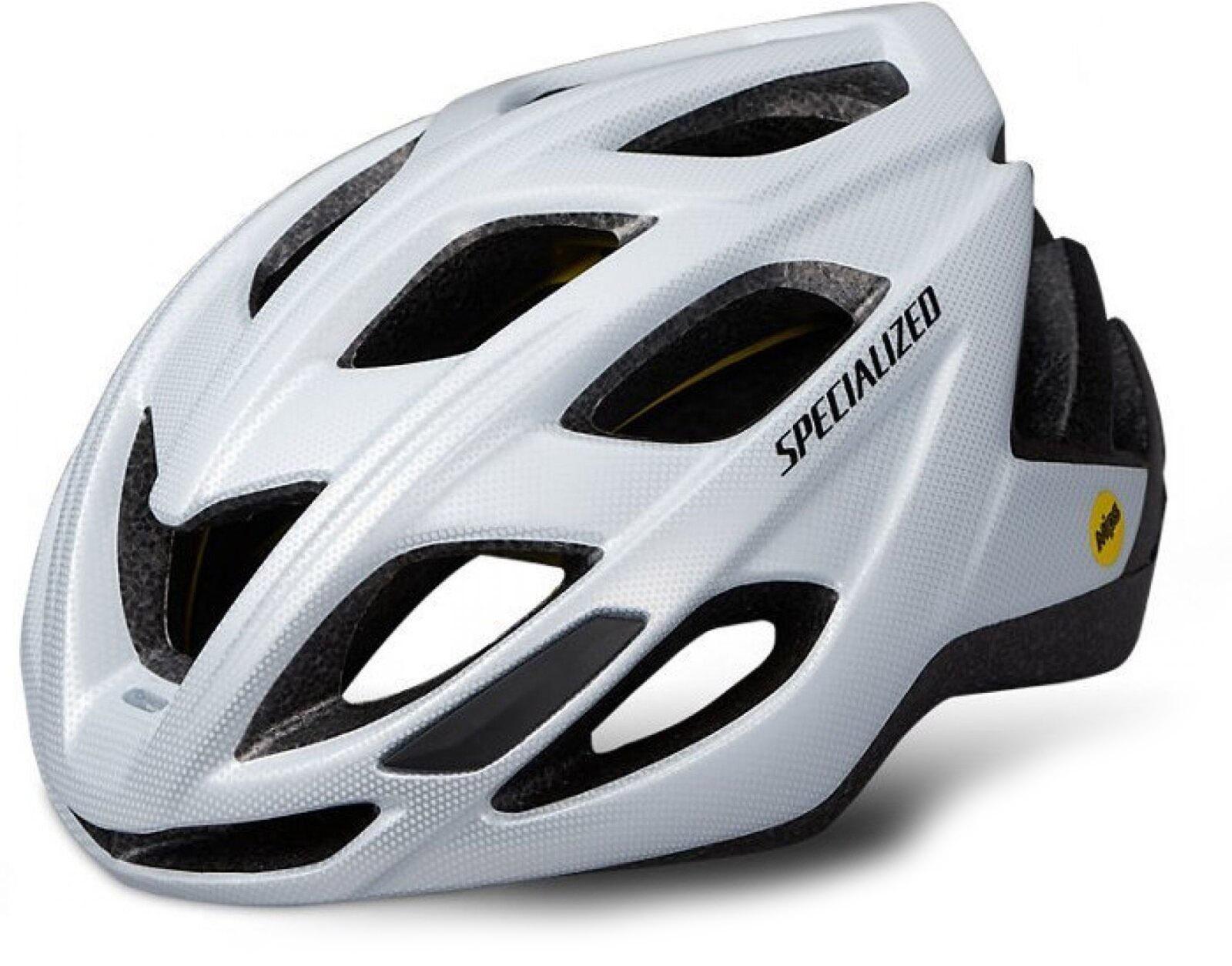 Specialized Chamonix Mips cykelhjelm - Hvid  »  Helmet Size: SM/MED (51cm-55cm)