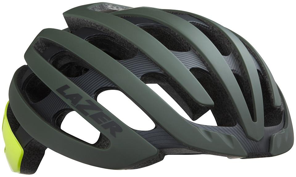 Lazer Z1 cykelhjelm - Grøn