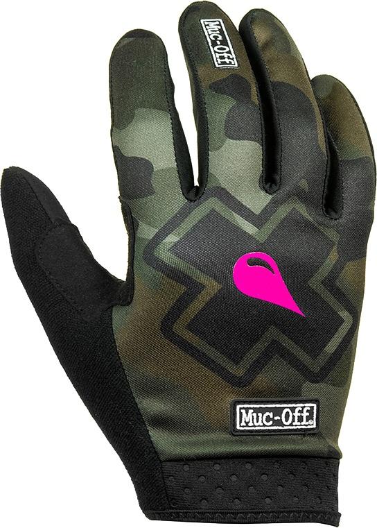 Muc-Off MTB Glove Bolt - Cykelhandske - Camouflage