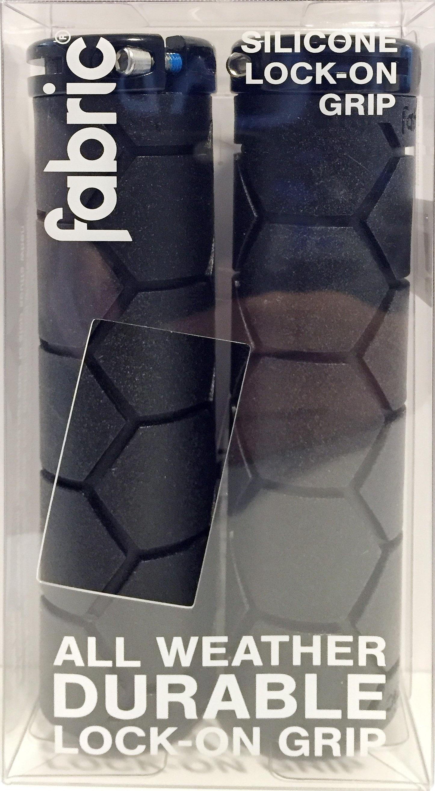 Fabric Silicone Lock-On Grip, SORT