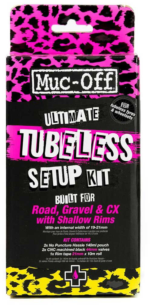 Muc-Off Ultimate Tubeless kit - Race 44