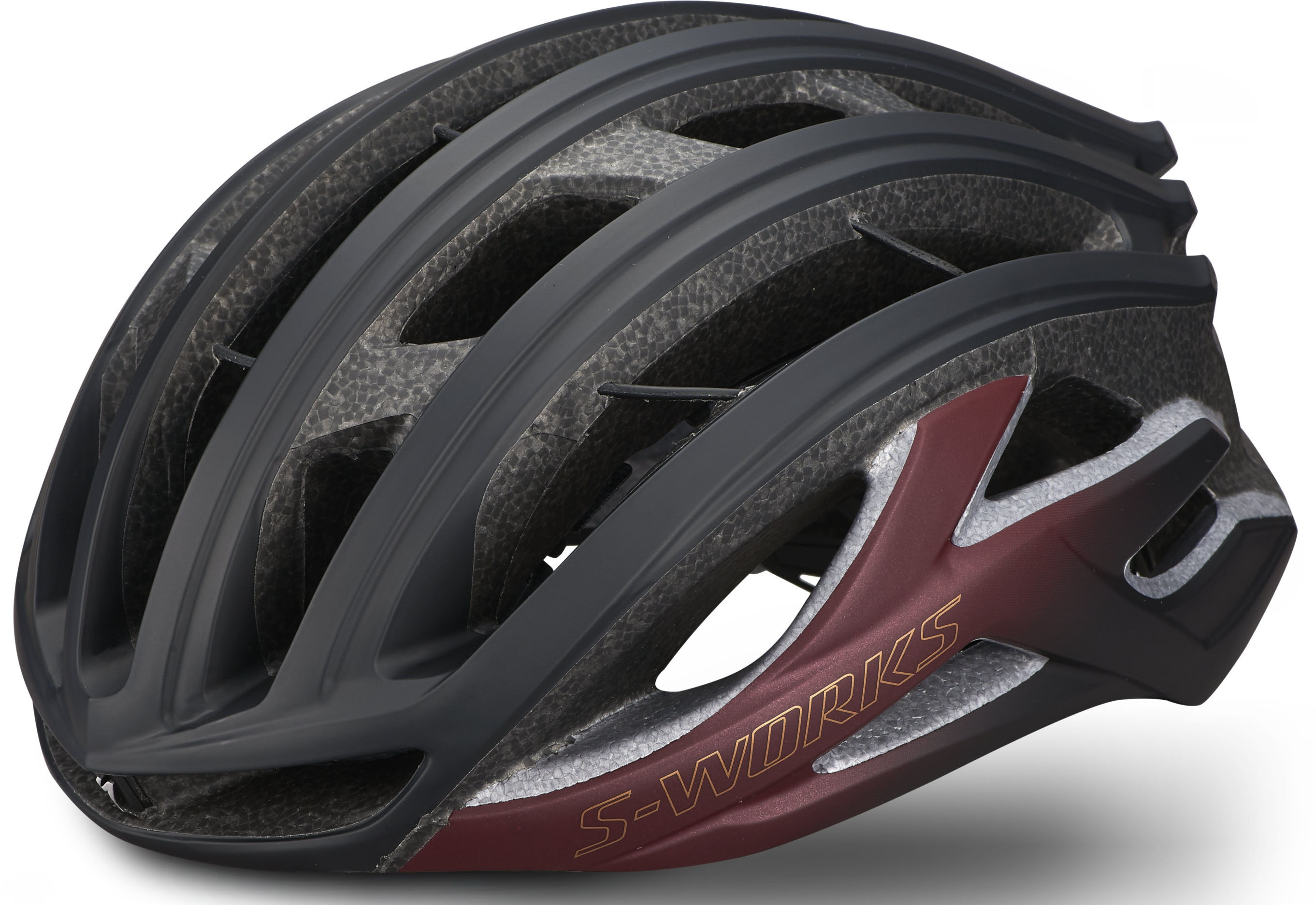 Køb Specialized S-Works Prevail II Vent m. ANGi READY – Sort/Brun