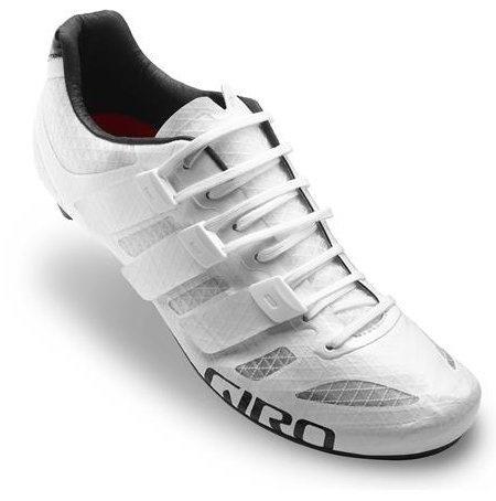 Giro Sko Prolight Techlace Cykelsko - Hvid