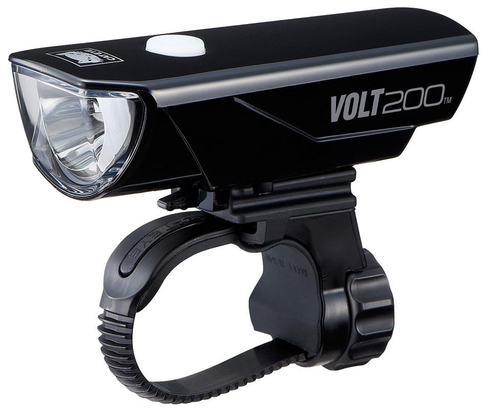 Cateye Volt 200 HL-EL151RC USB opl. 200 lumen
