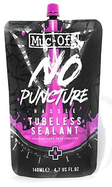 Køb Muc-Off No Puncture Hassle Tubelessvæske – 140 ml