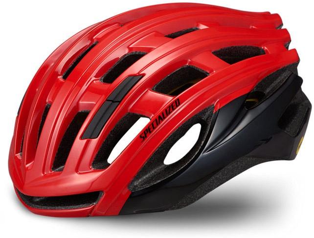 Køb Specialized Propero 3 Mips ANGi READY cykelhjelm – Sort/Rød