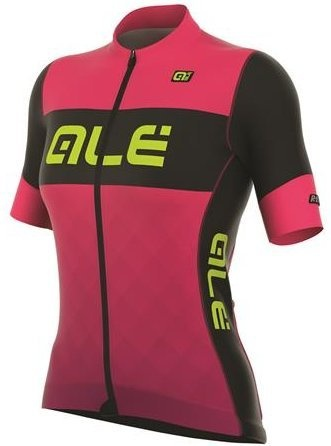Alé Jersey R-EV1 Rumbles Dame - Pink