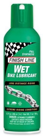Finish Line Olie Cross Country Spray - Wet Lube 24cl