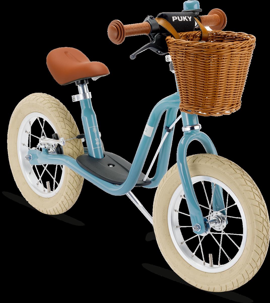 Puky LR XL BR CLASSIC Løbecykel - Blå