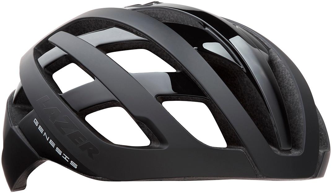 Køb Lazer Genesis cykelhjelm – Sort