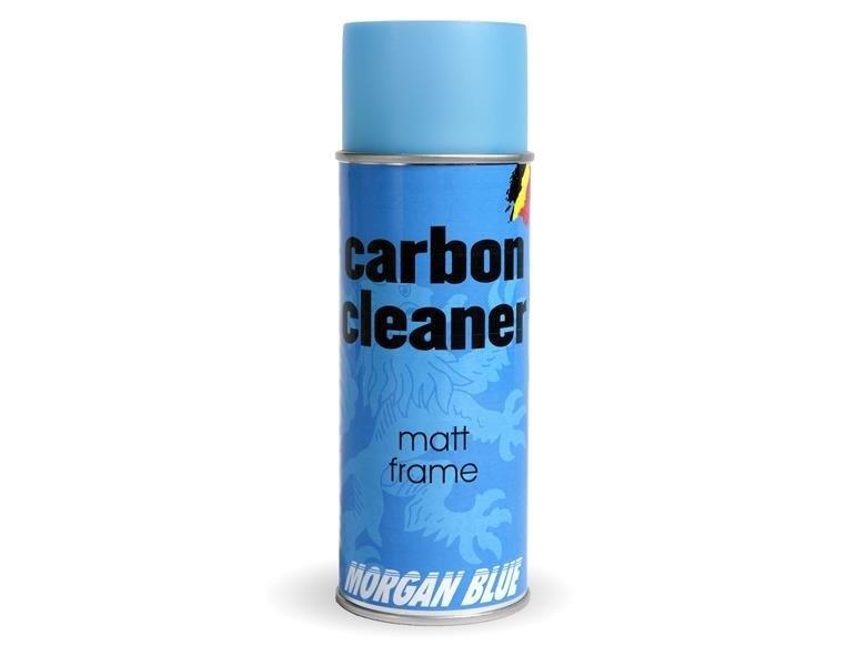Morgan Blue Carbon Cleaner Mat (400ml) spray
