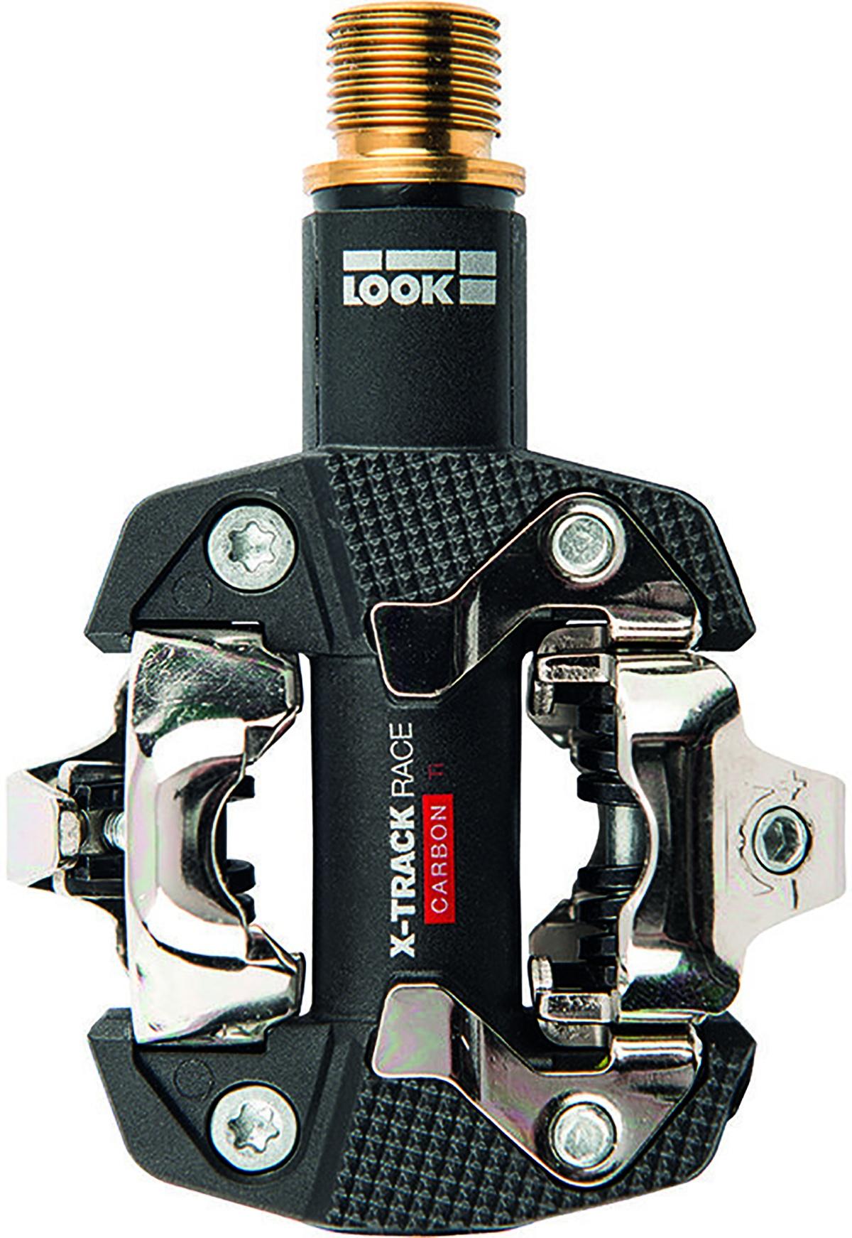 LOOK Pedal X-Track Race Carbon Ti - Black
