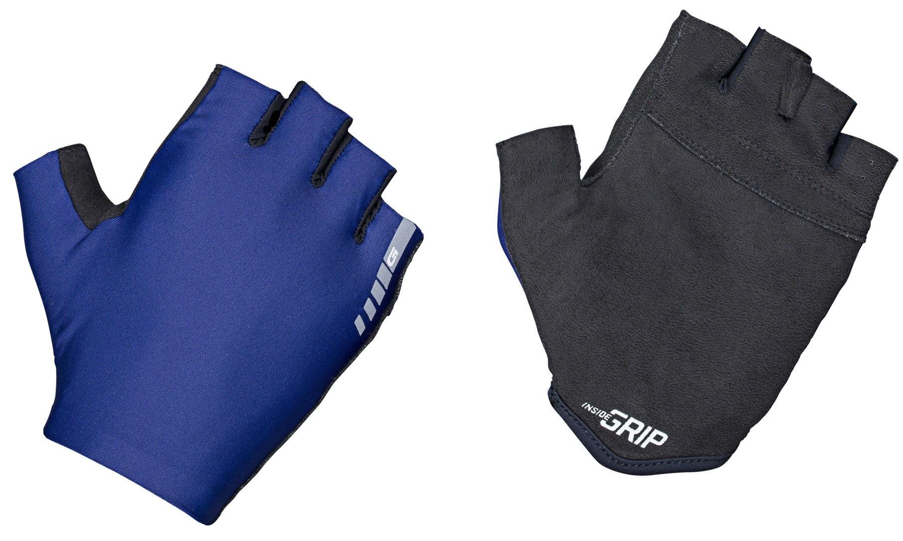 Gripgrab Aerolite Insidegrip™ Kortfingret Handske - Blå