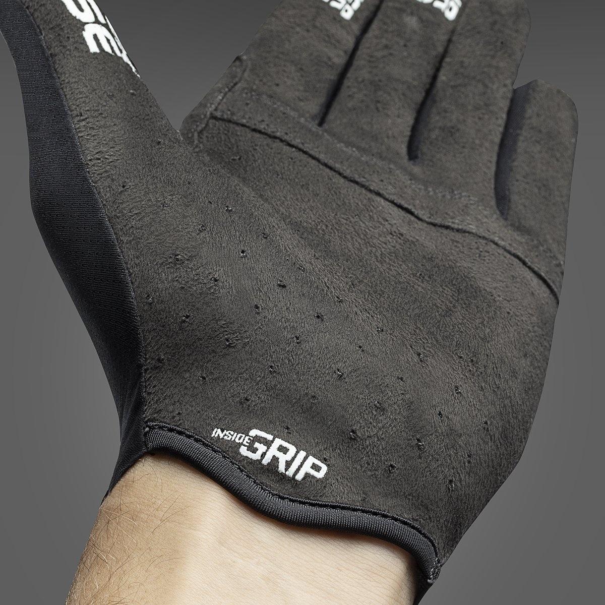 GripGrab Aerolite InsideGrip Cykelhandske - sort