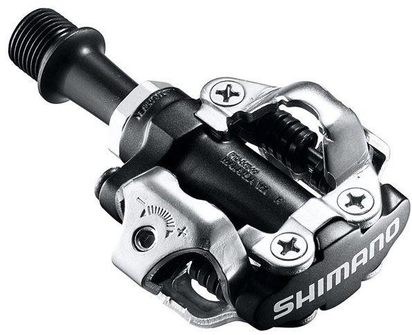 Shimano Pedaler PD-M540 SPD sort