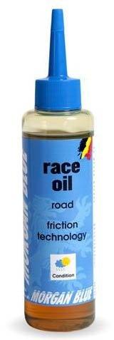 Morgan Blue Race Oil 125ml dryp flaske