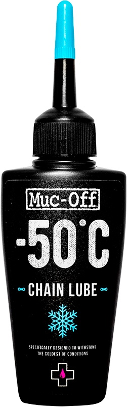 Muc-Off Minus 50 Lube Vinter/Frost Olie - 50 ml