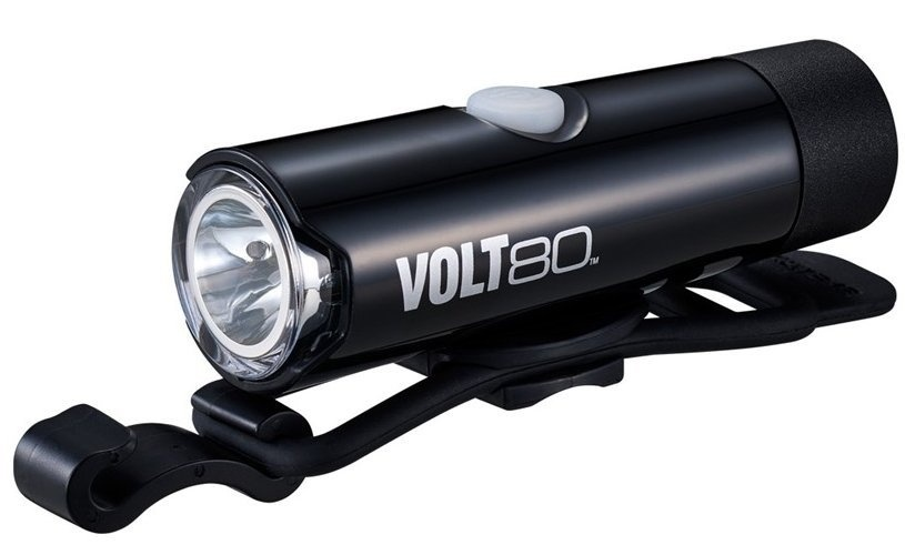 Cateye VOLT80 HL-EL50RC USB Opladning - 80lm Forlygte