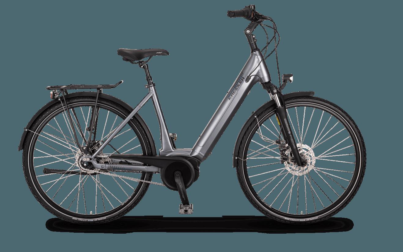 Kreidler Vitality Eco 7 Dame 2020 - Grå