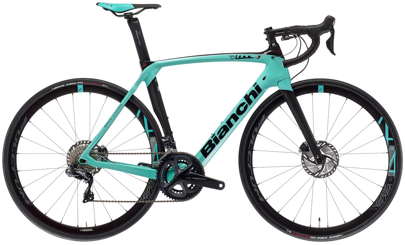 Bianchi Oltre XR3 Ultegra Di2 22g 2021