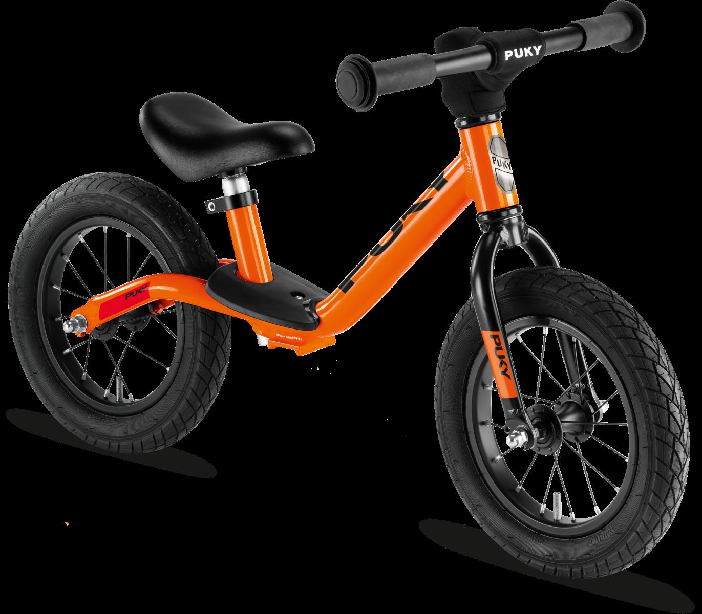 PUKY LR Light Løbecykel, Orange