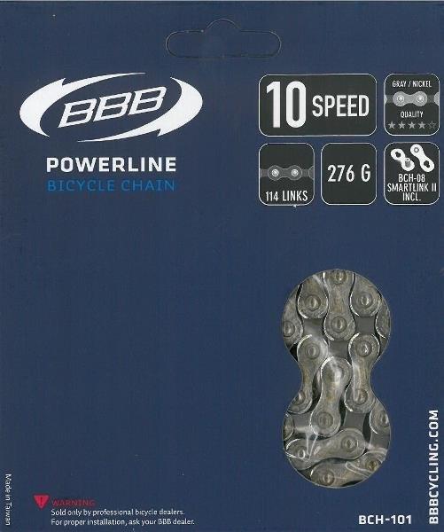 BBB Kæde Powerline 10 114Led inkl. smartlink BCH-101