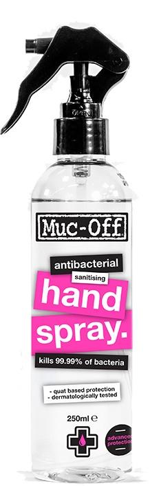 Muc-Off Antibacterial Sanitising Håndsprit - 250 ml