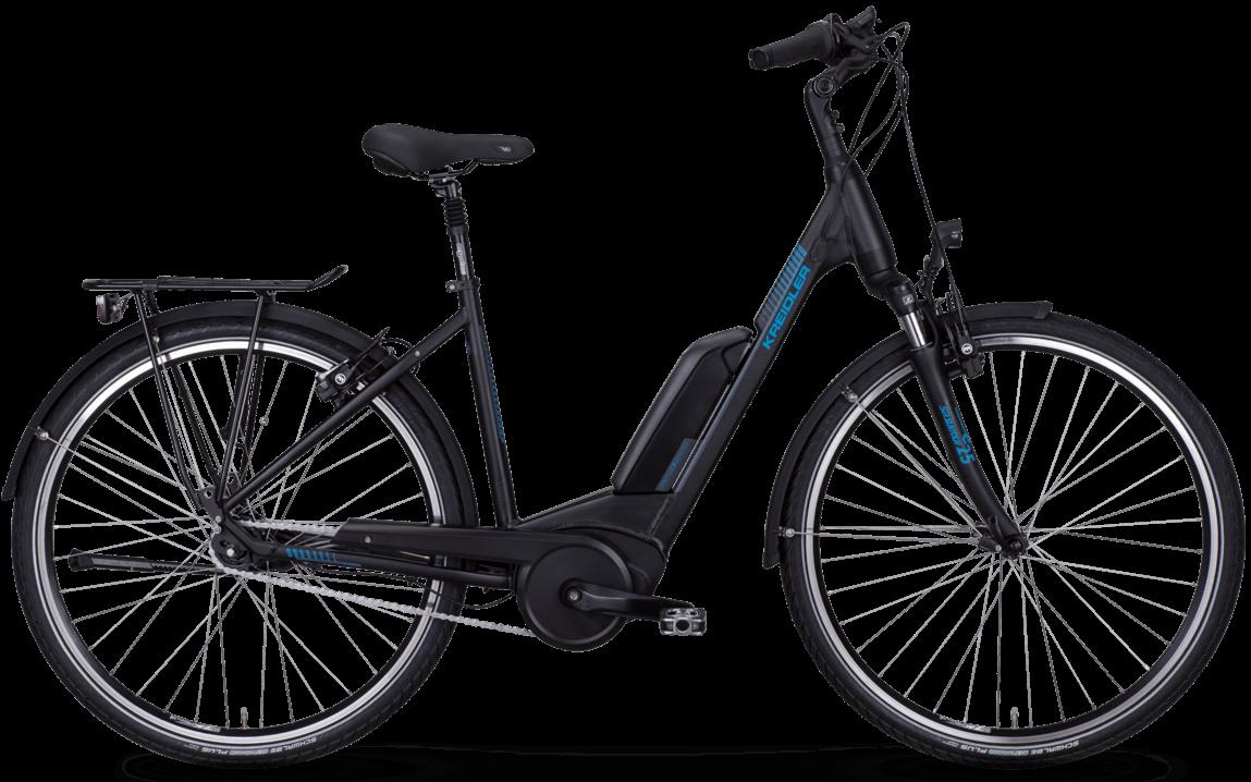 Kreidler Vitality Eco 3 Dame 2019 - sort