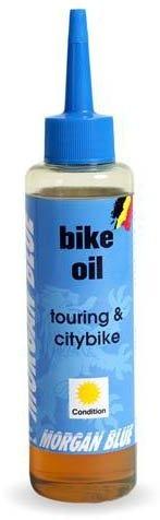 Morgan Blue Bike Oil Touring & City 125ml dryp flaske