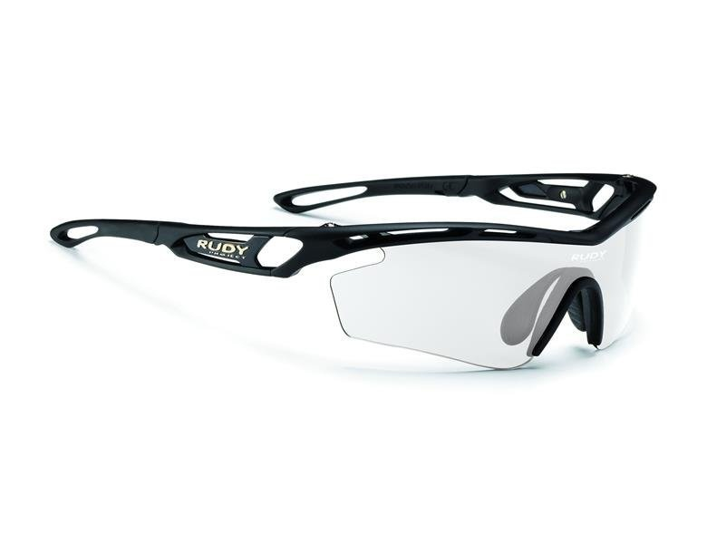 Rudy Project Tralyx FotokromiskeSolbriller - Sort