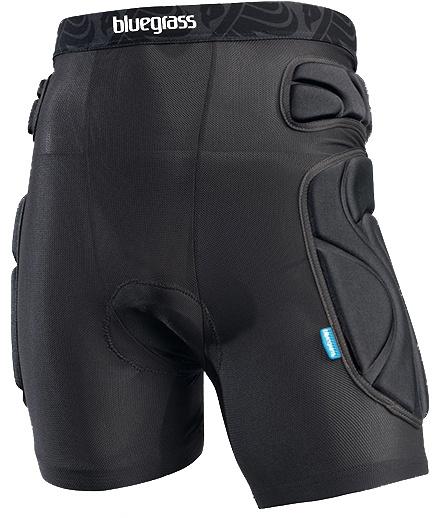 BLUEGRASS Wolverine Padded ride shorts - MTB Hoftebeskyttelse
