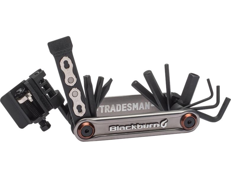 Blackburn Værktøjssæt Tradesman M/kædeskiller