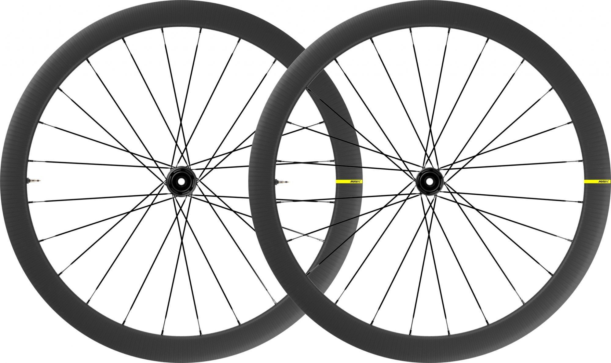 Mavic Cosmic SL 45 Disc Carbon Hjulsæt - Shimano 11sp