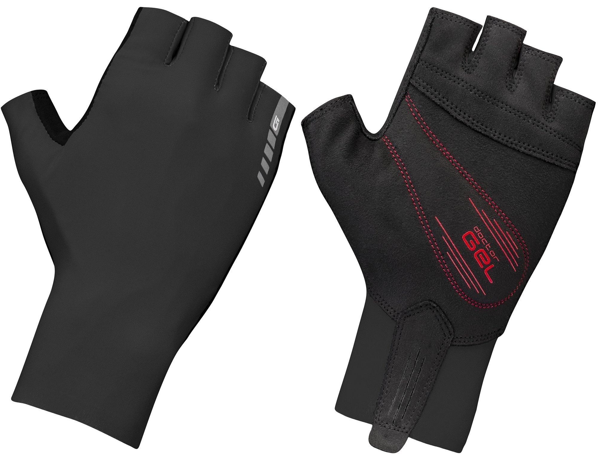GripGrab Aero TT Raceday Cykelhandske Black